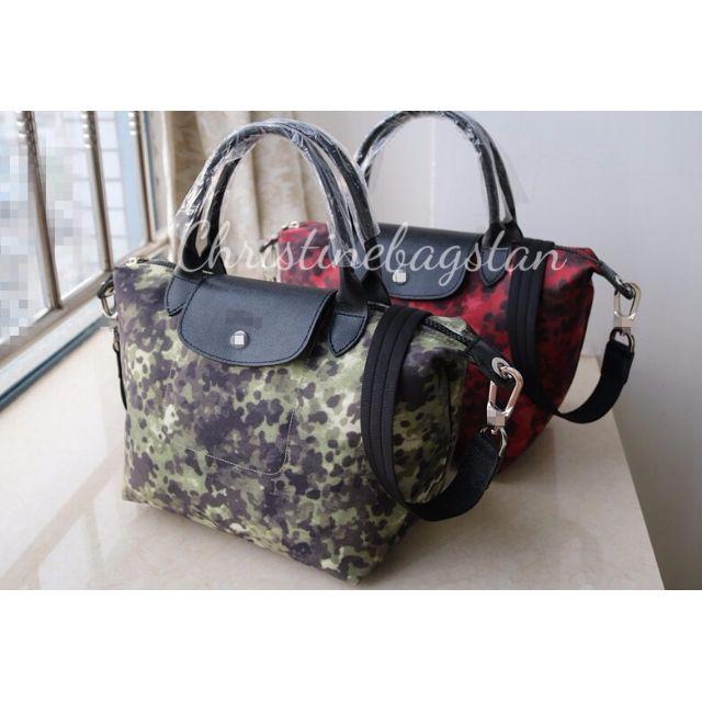 Authentic Longchamp Fantaisie Tote Bag