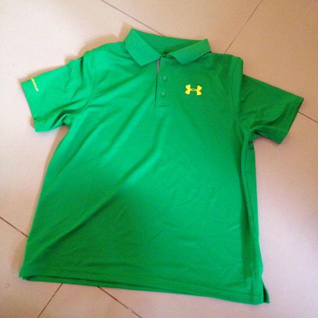 ✌🏼️Authentic Under Armour PoloShirt