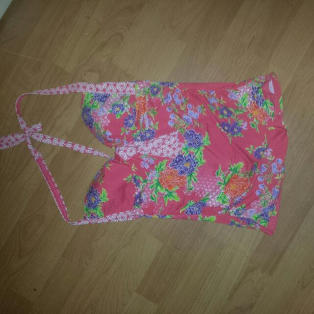 bather top size 12