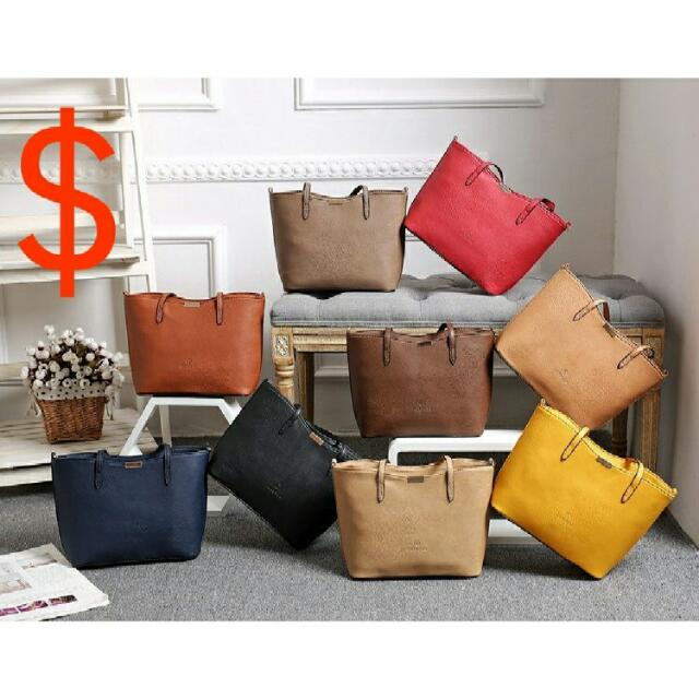 BEST PRICE Tas Tote & Selempang Wanita Import Urban King Bag
