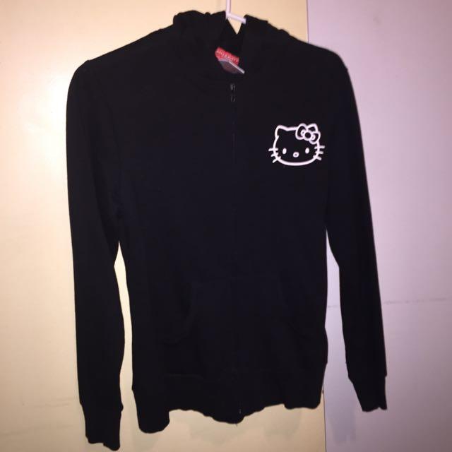 Black Hello Kitty Sweater