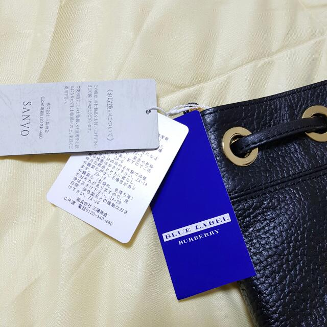 53b8d1abfe52 BNWT Authentic Burberry Blue Label Backpack (Original Receipt ...