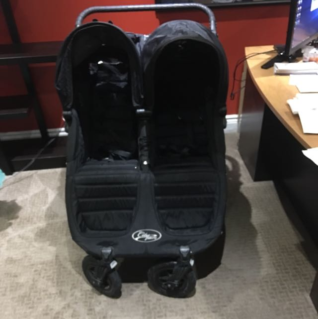 CityMiniGt Double Stroller In Very Good Conditions ,