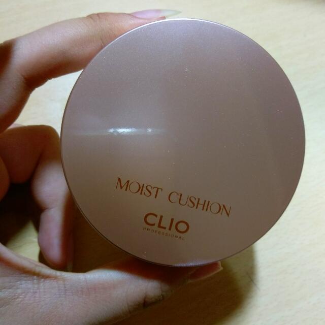 CLIO 珂莉奧 氣墊水凝CC霜 02 自然色