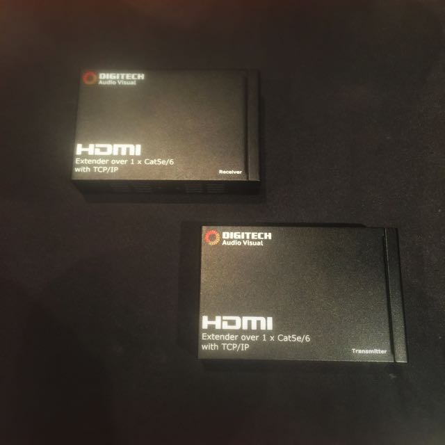 Digitech HDMI To Cat5e/6