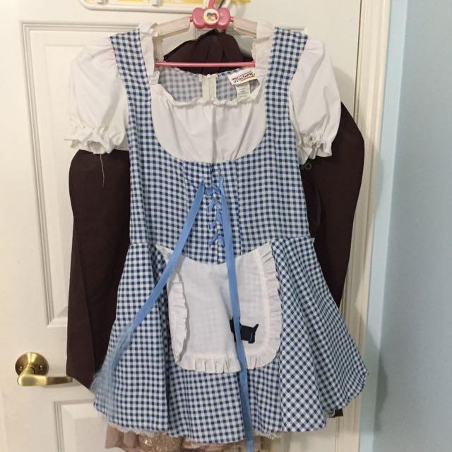Dorothy costume Halloween