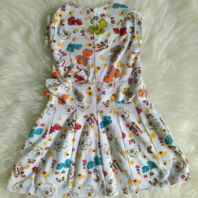 Dress Bayi Libby