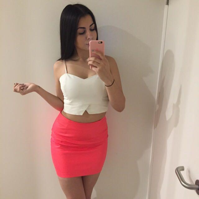 Fluro Skirt