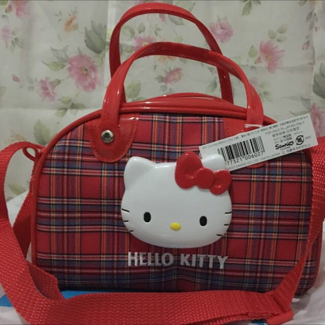 Hello Kitty Bag From Japan