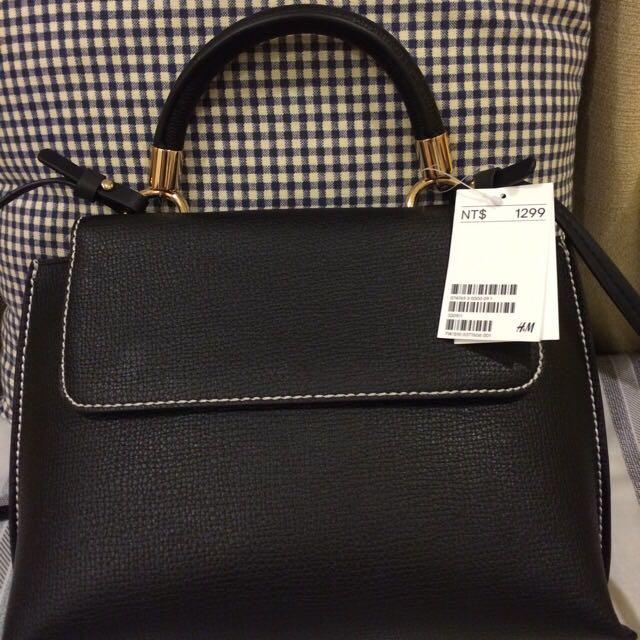 H&M時尚肩背手提包