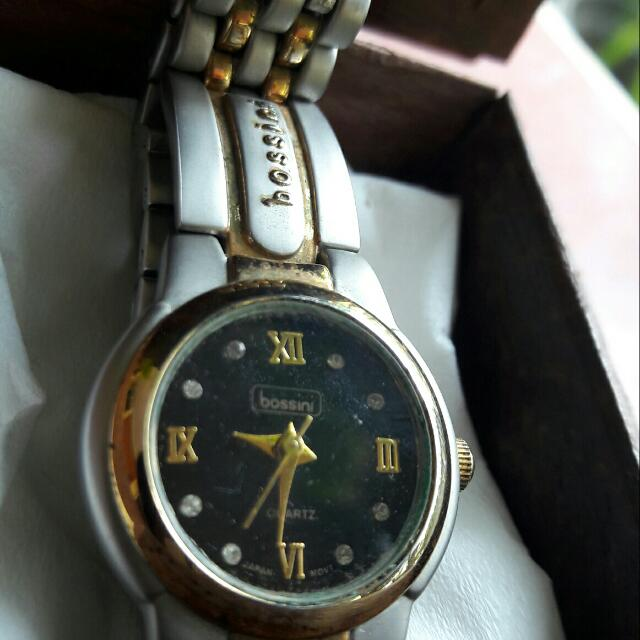 Jam Tangan Klasik Bossini