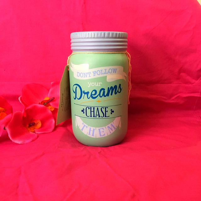 'Jar of Dreams' Money Box