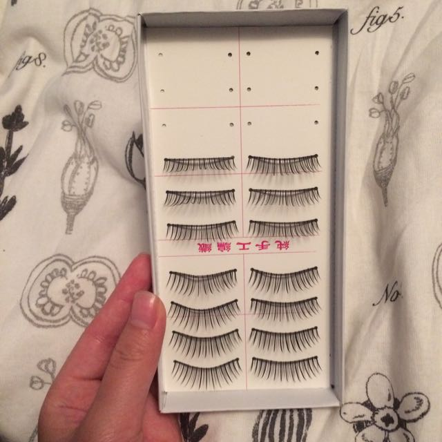*reserved*Lashes