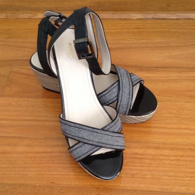 Mimco Wedge Sandal