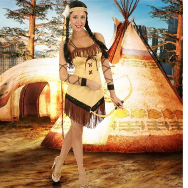 Native American/ Pocahontas Costume