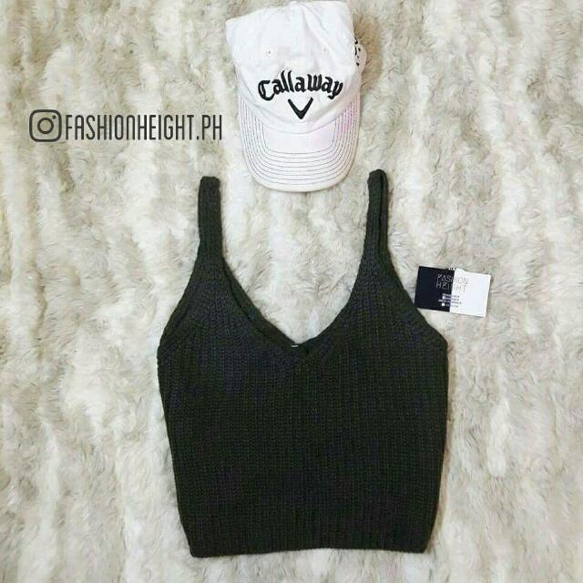 Nee Arrival ✔ GWEN KNITTED TOP