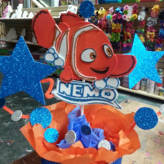 Nemo center piece