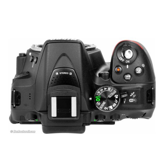 Nikon D5300 單機身