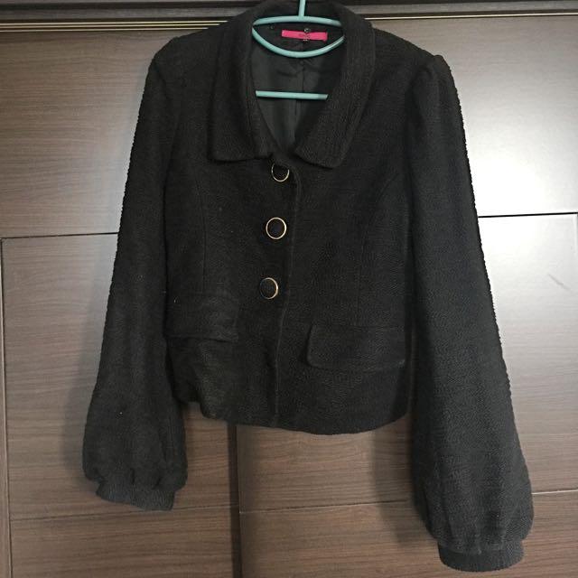 OZOC 香奈兒款時尚外套