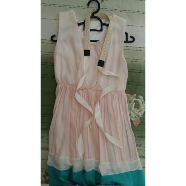Pink Tosca Dress