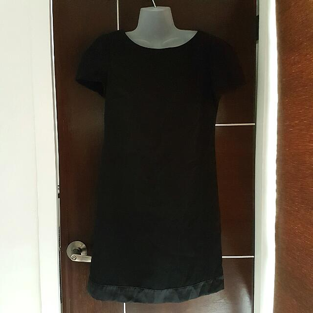 Promod Black Dress