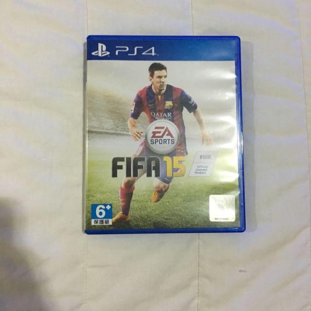 PS4 FIFA15