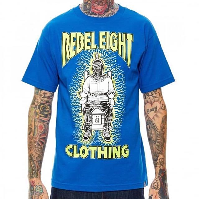 (全新未拆)Rebel8 Fried tee