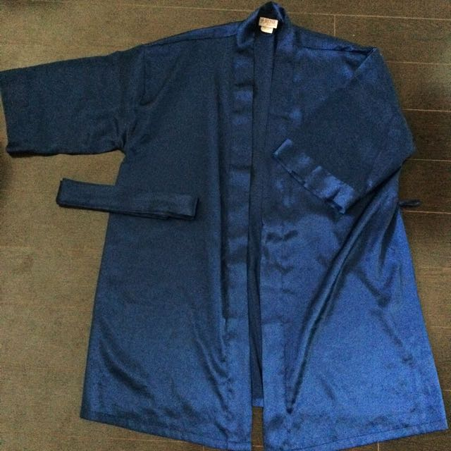 Robe, Camisole, Sheer Nightie