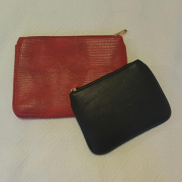 Set of 2 Pouches