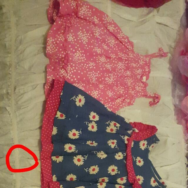 Size 0 Girls Dresses
