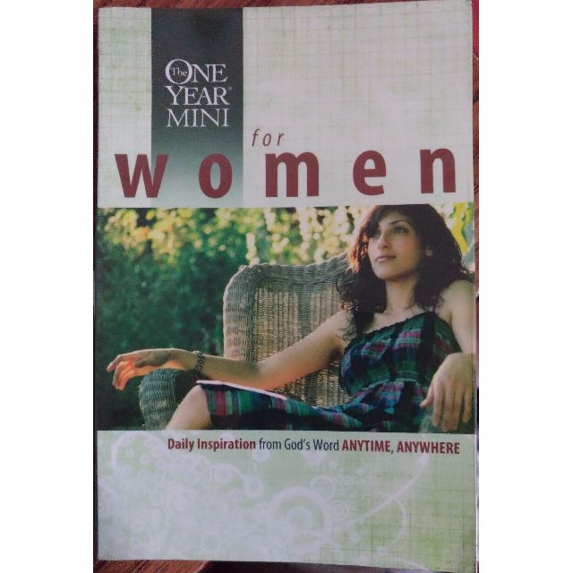 The One Year Mini for Women Daily Inspiration from God's Word