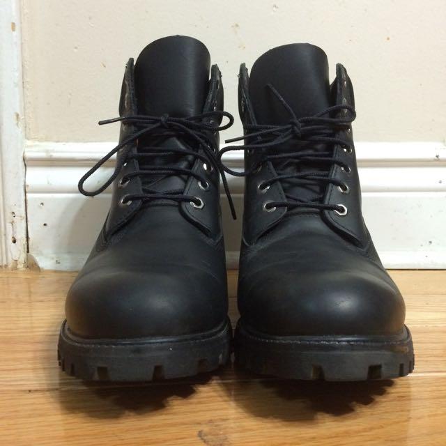 "Timberland Premium Leather 6"" Boot SZ.10.5"