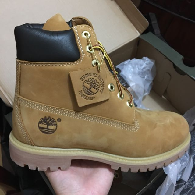 """Timberlands 6"""" Premium Icon Boots"""