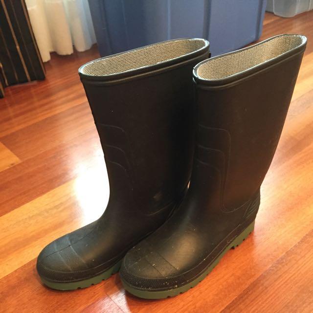 Unisex Rubber Boots
