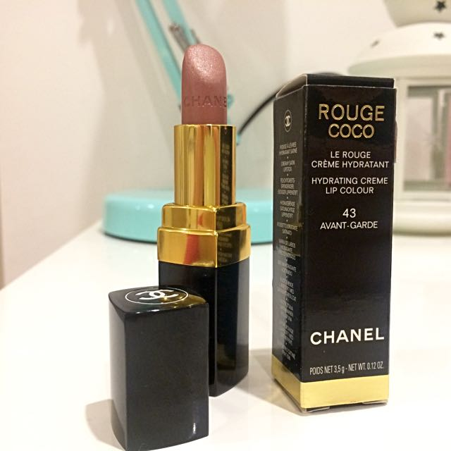 (Used Once) Chanel Lipstick