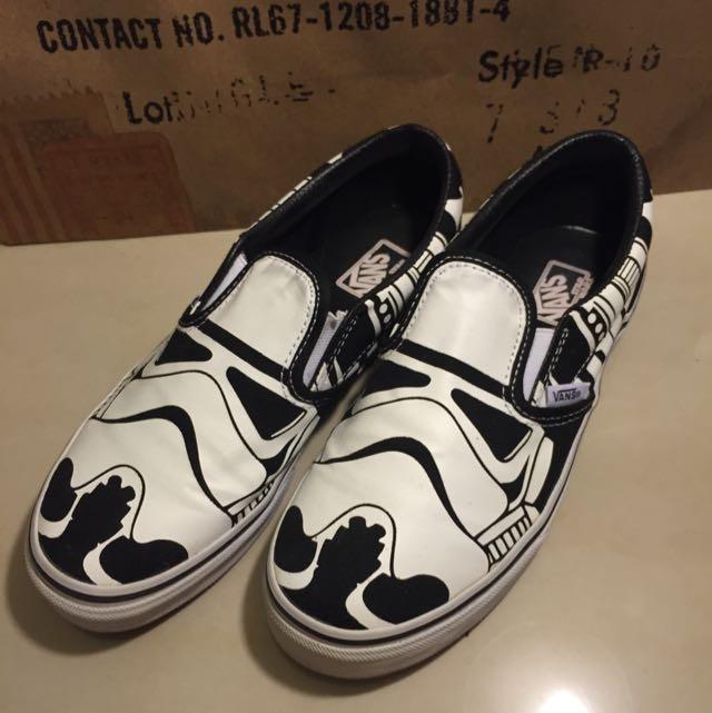 Vans Star Wars 星際大戰白兵