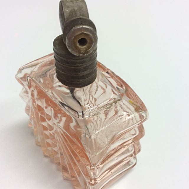 Vintage French Perfume Bottle