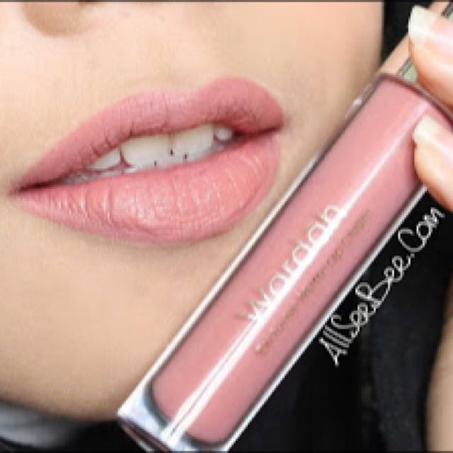 Wardah Exclusive Matte Lip Cream - 03 See You Latte, Kesehatan & Kecantikan, .