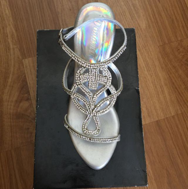 Wedding Shoes Merk Donamici