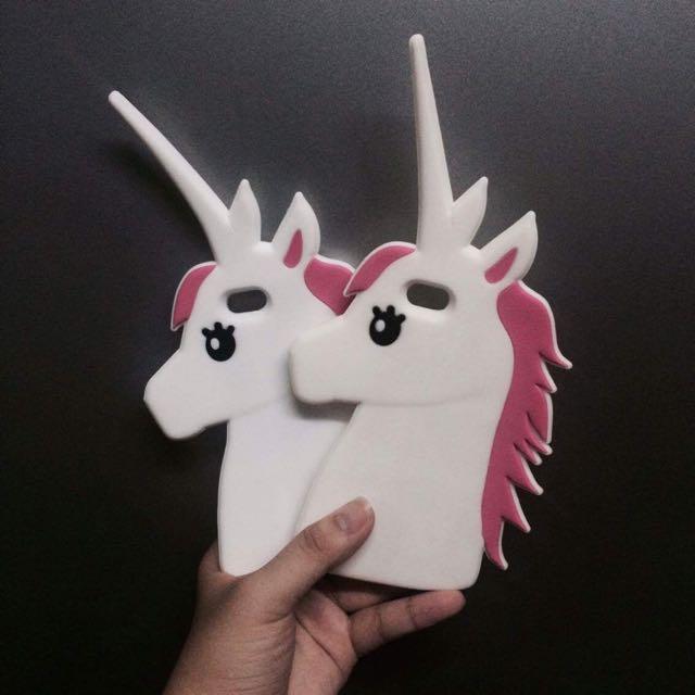 White Unicorn Case