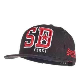 🚚 【現貨】Superdry極度乾燥 Kingston棒球帽