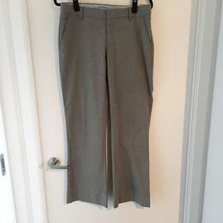 Gap Light Grey Dress Slacks