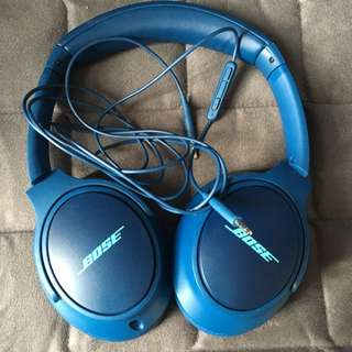 Bose Headphones SoundTrue