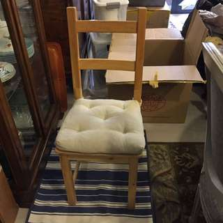 Ikea chair ( Single )