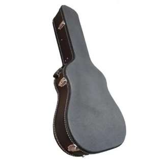 Acoustic Guitar Hardcase (black)