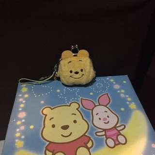 Pooh頭迷你散子包