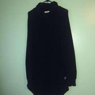 Stussy Long Turtle Neck Sweater