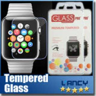 Smart Apple Watch 38mm Tempered Glass
