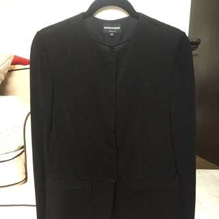 Black Emporia Armani Jacket