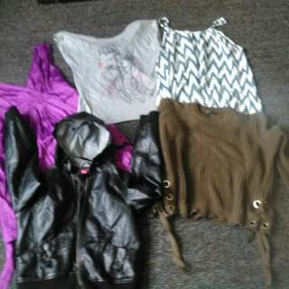 Cardigans Tops New Leather Jacket